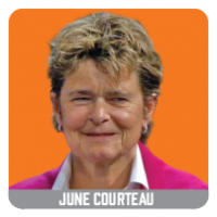 Speakers – June Courteau