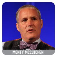 Speakers – Monty McCutchen